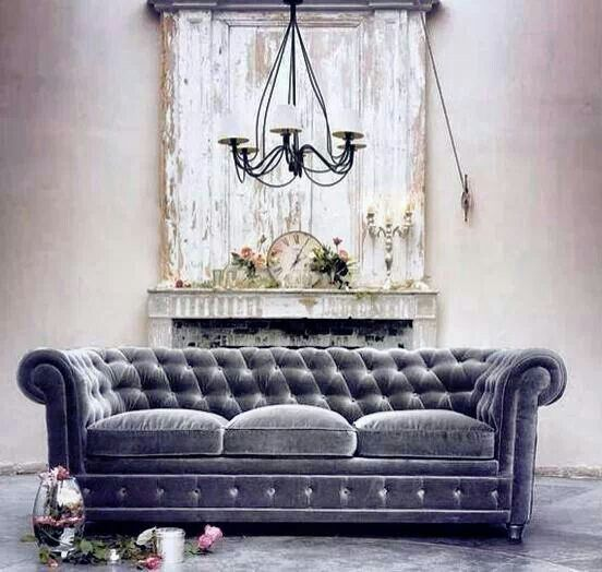 Eclectic Couches -