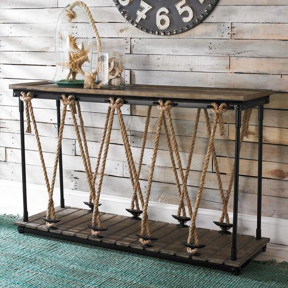 Yvonne Console- Table -