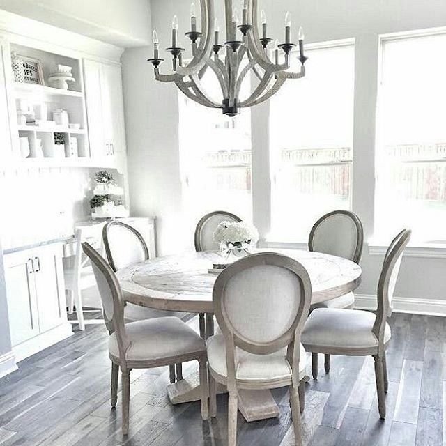 Eclectic Style Dining Tables -