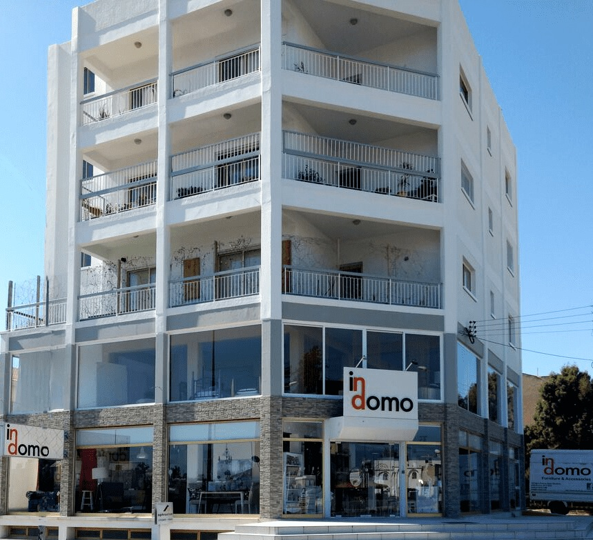 The Showroom in Ayios Dometios in Nicosia,