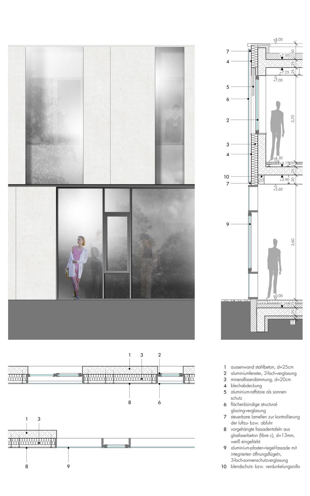 hochschule landshut martin sieckmann architekt. Black Bedroom Furniture Sets. Home Design Ideas