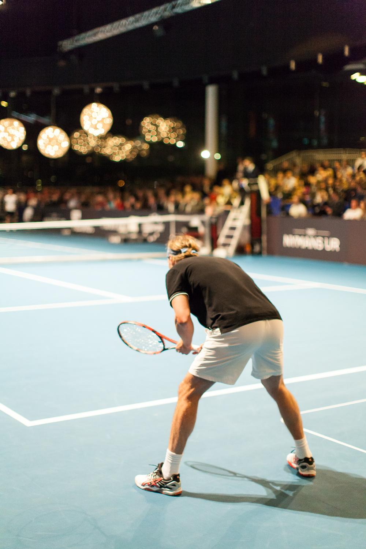 King of Tennis Fotograf: Fredrik Wahlström