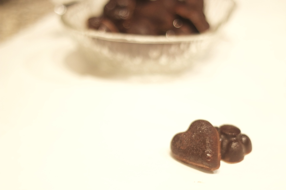 Easy, healthy, chocolate recipe