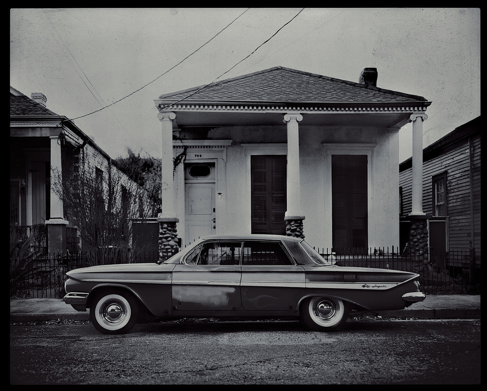 IMPALA, NEW ORLEANS.