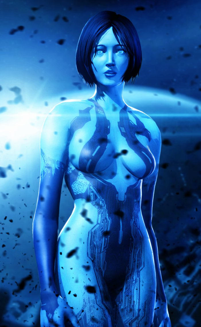 Cortona from halo nude hentay picture
