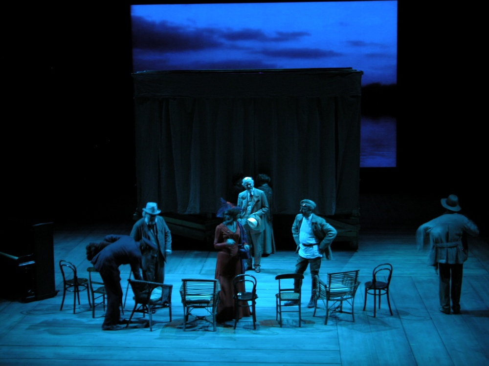 The SegaullKing's Theater Edinburgh, 2003©photo by AJ Weissbard