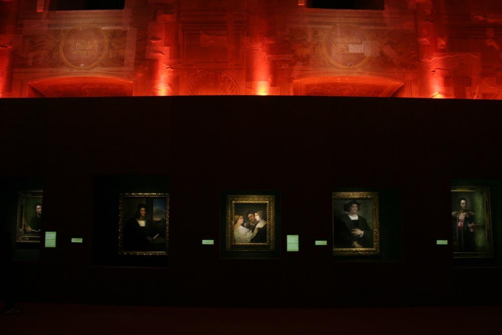 Sebastiano del Piombo Palazzo Venezia Rome, 2008 © photo by AJ Weissbard