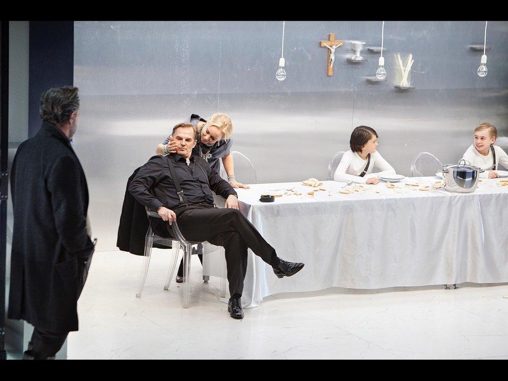 King Kandaules Opera Vlaanderen Antwerp 2016  © photo by Annemie Augustijns (courtesy of Opera Vlaanderen)