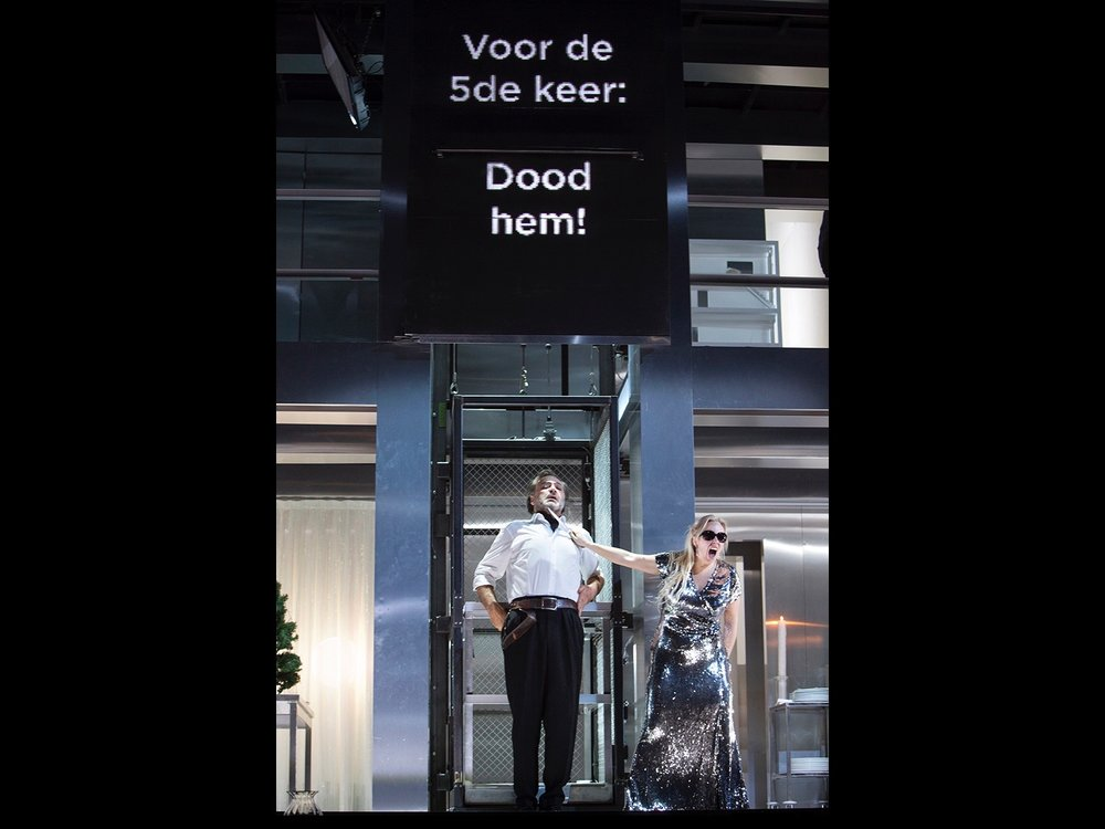 King Kandaules Opera Vlaanderen Antwerp 2016  © photo by Annemie Augustijns (courtesy of Opera Vlaanderen)