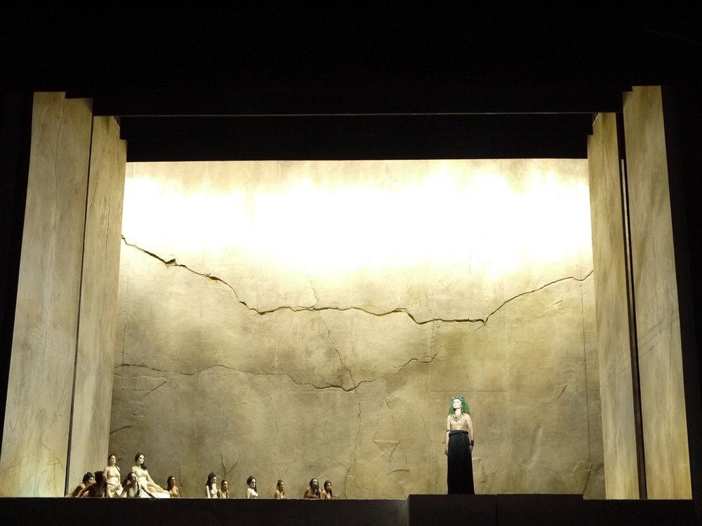 Semiramide Teatro San Carlo Naples, 2011 © photo by AJ Weissbard