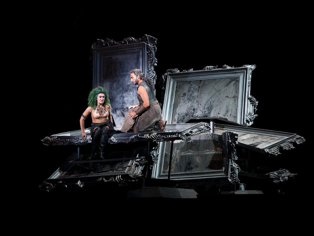Semiramide Teatro San Carlo Naples, 2011 © photo by Luciano Romano