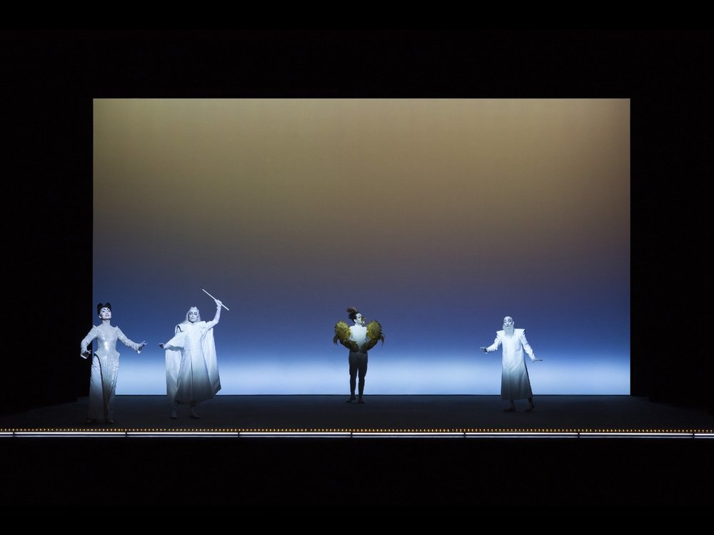 Pushkin Fairy Tales Theatre of Nations Moscow 2015 © photo by Lucie Jansch