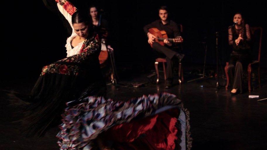 ENCUENTROS &  ERMINIA FERNÁNDEZ CÓRDOBA - 20 januari 201915:00 - 16:00Lux 7, Flamencofestival Nijmegen