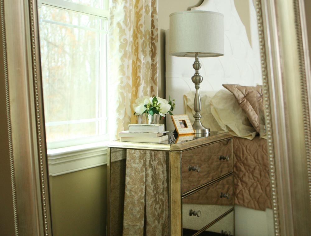 mirror bedside table bedroom decor.jpg