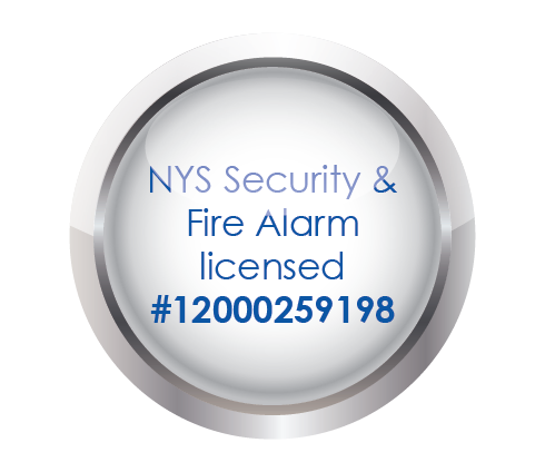 NYS Security & Fire Alarm Licensed #12000259198