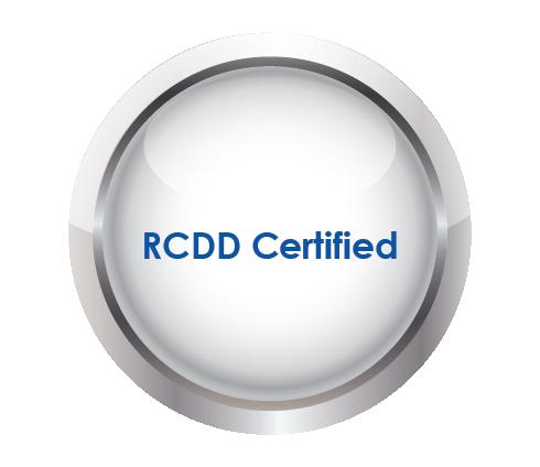RCDD Certified