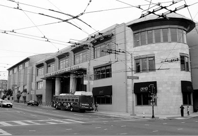 JEWISH COMMUNITY CENTER OF SF AT  3200 CALIFORNIA STREET