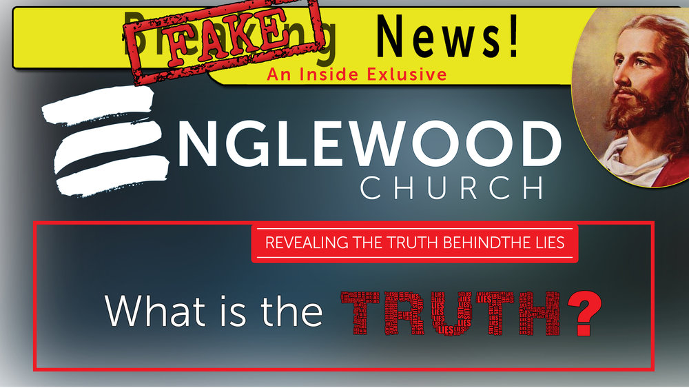 Fake News - Everyday we are overwhelmed by information, often unable to tell the difference between truth and lie. Through this series we strive to uncover the truth behind many misconceptions about Christianity.