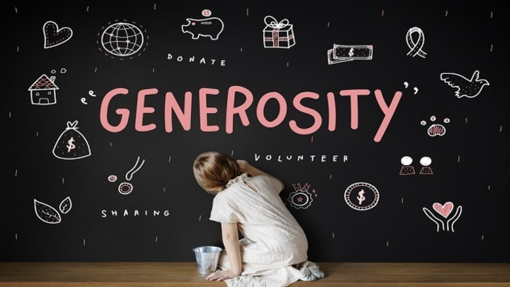 Generosity - Join us as we explore what it means to truely be generous.