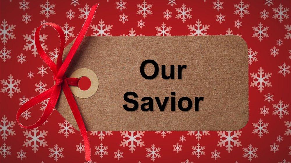 Our Savior -
