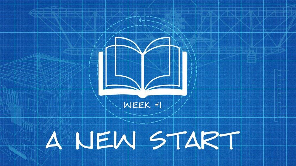 A New Start -