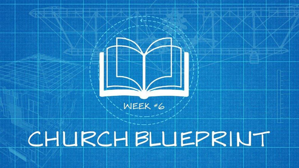 Church Blueprint -