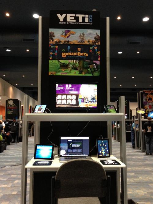 GDC Play Kiosk #30