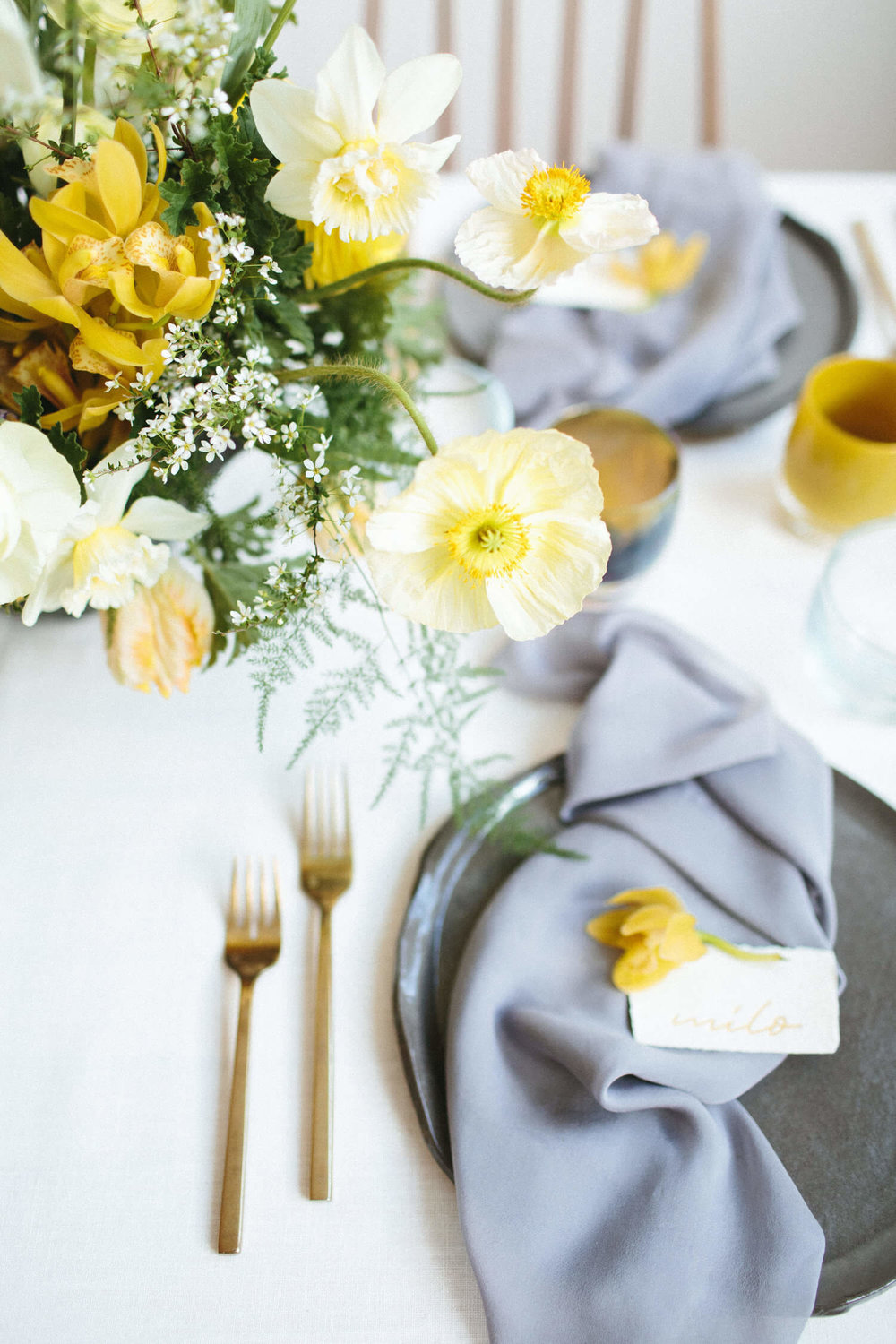 Spring Wedding Inspiration -