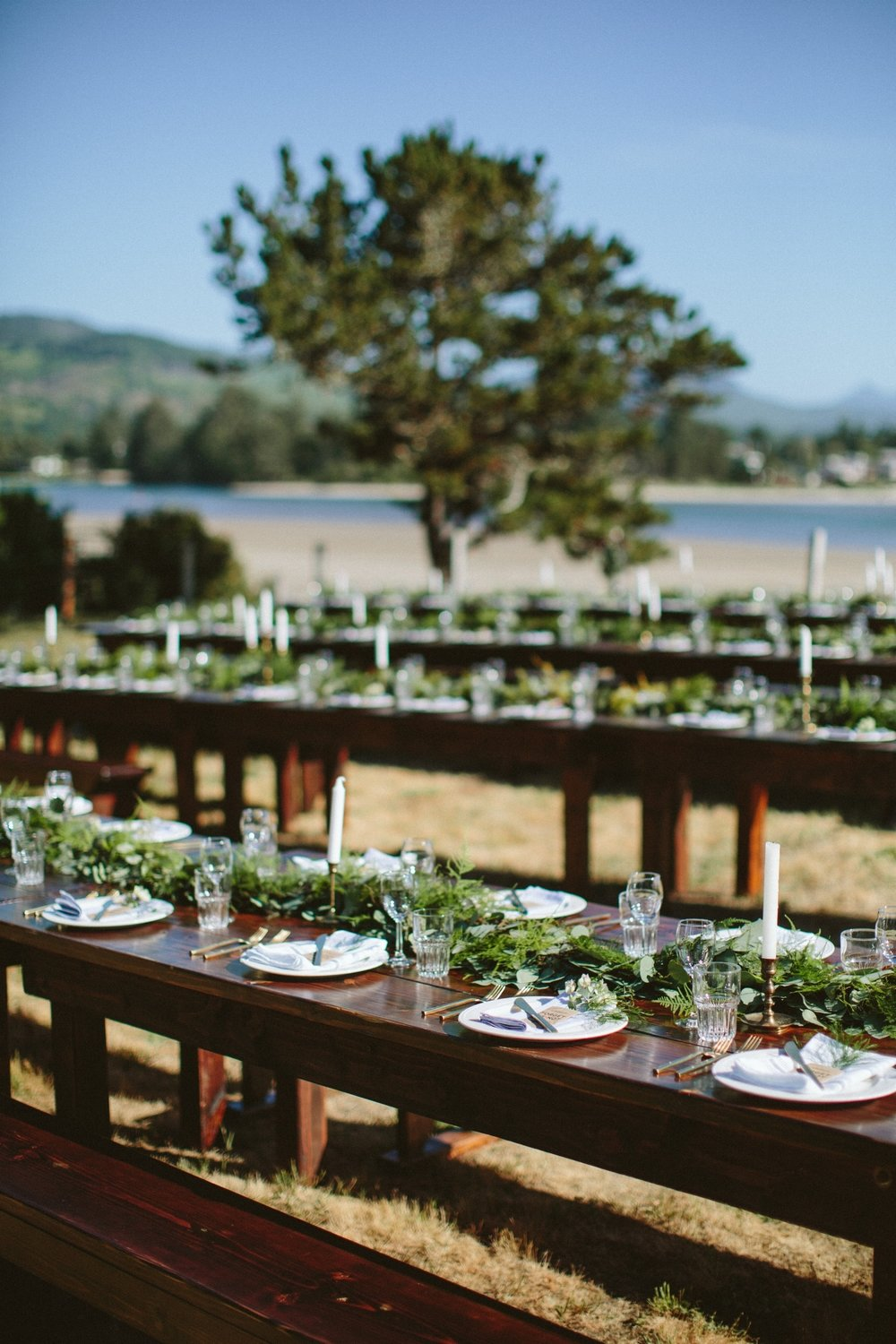 Beach Wedding Gearhart, Oregon -