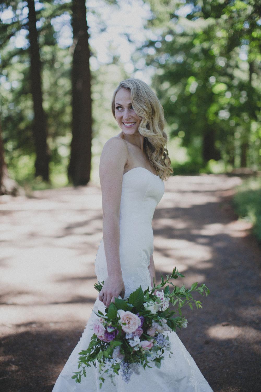 Bride_under_trees_garden_wedding-portland