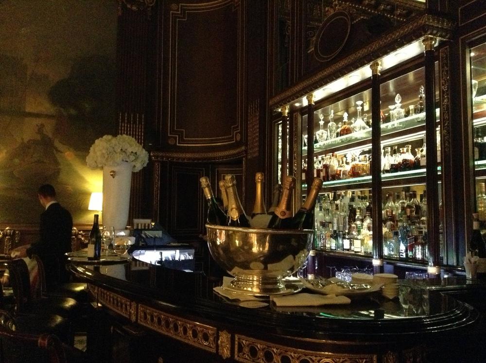 Bar at Le Meurice