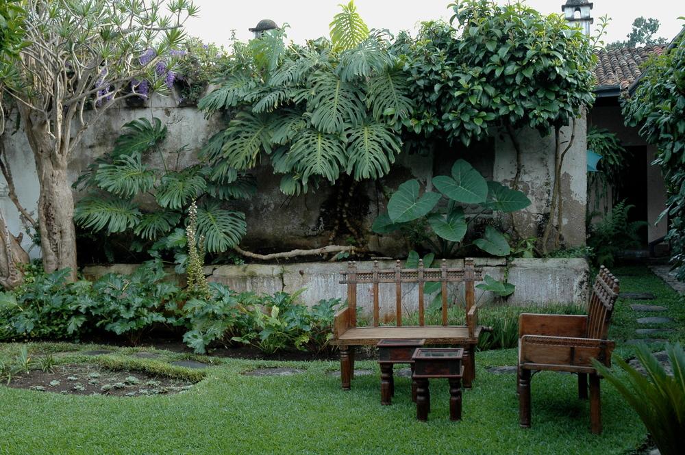 Villa Palopo, Antigua, Guatemala