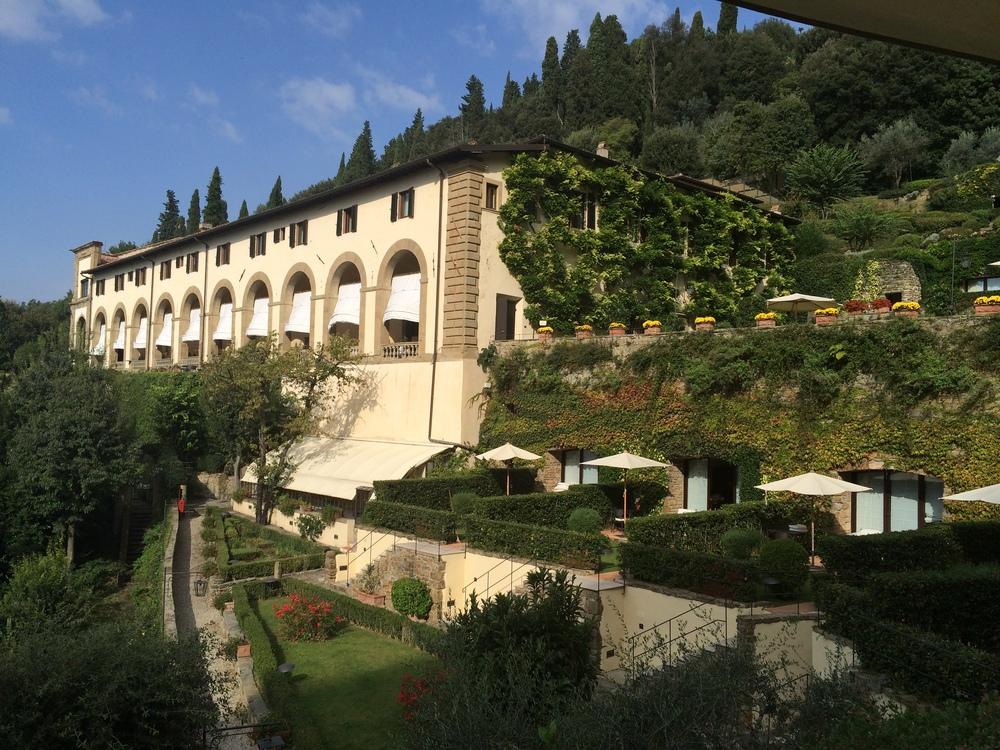 Villa San Michele, Florence, Italy