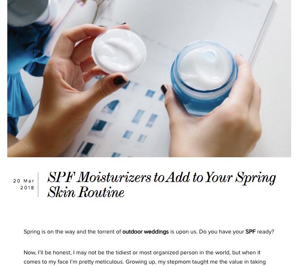 Full story:https://loveincmag.com/spf-moisturizers/