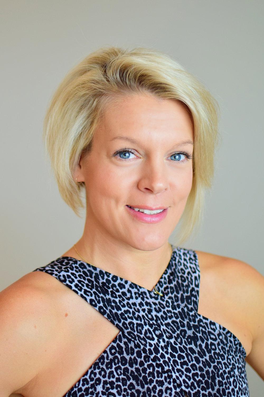 Megan Kearney, owner Ebb & Flow Yoga