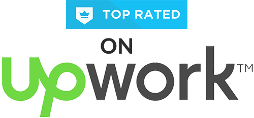 An Upwork Freelancer since 2015, Jennifer is one of the Top Rated Freelancers on this platform.
