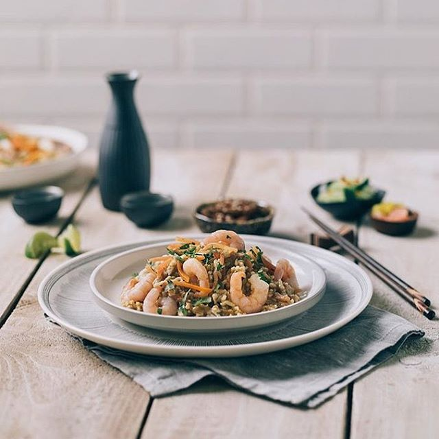King prawn katsu for @myhealthykitchenmeals photo @pendlebury with @togetheragency #foodstyling #foodstylist #foodphotography #katsu #royaldoultonpacific