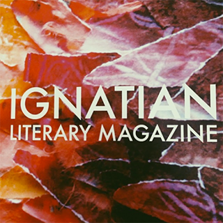 Ignatian Literary Magazine  , University of San Francisco, Vol. 26, 2014. Two drawings from my  Poison Control     series are featured.