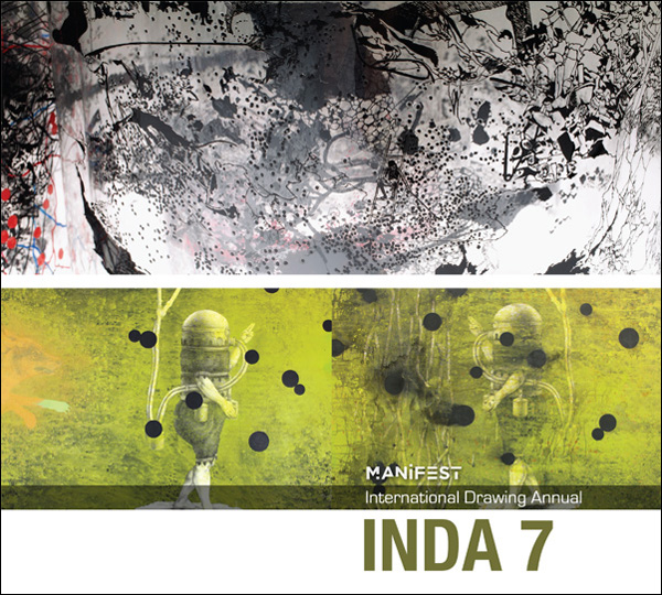 INDA 7: International Drawing Annual 7  :  Exhibition in Print:   Manifest Gallery