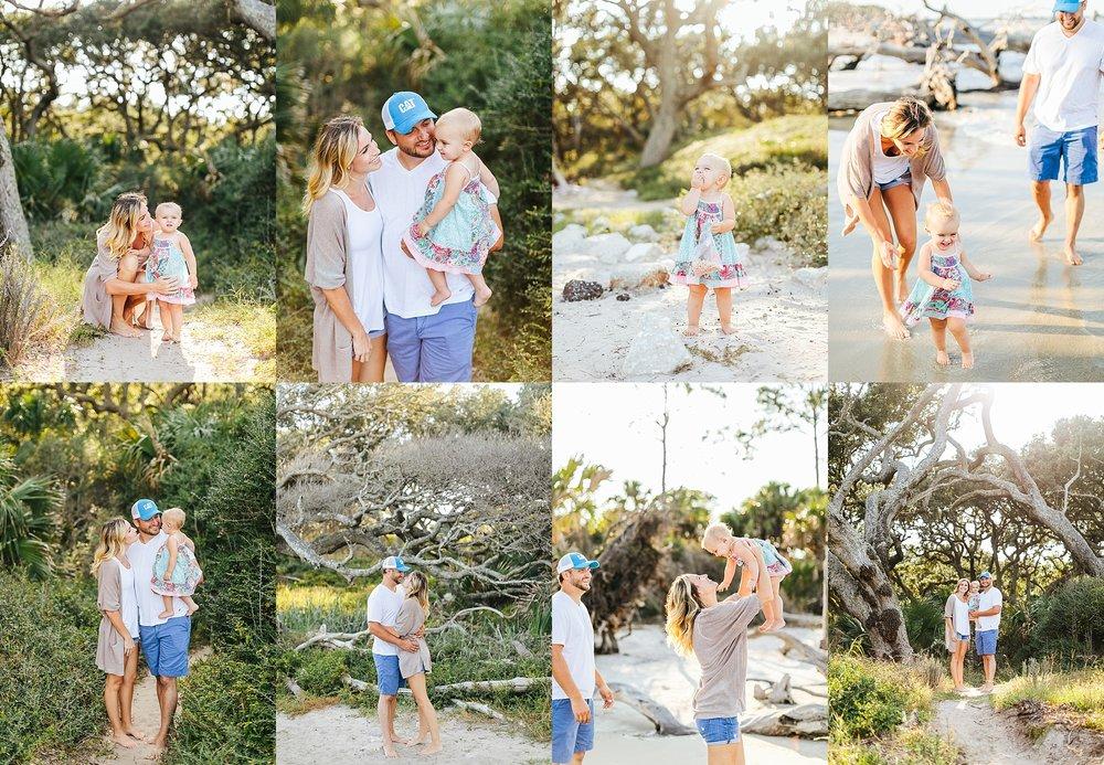 Family - Megan, Andrew, & Rin