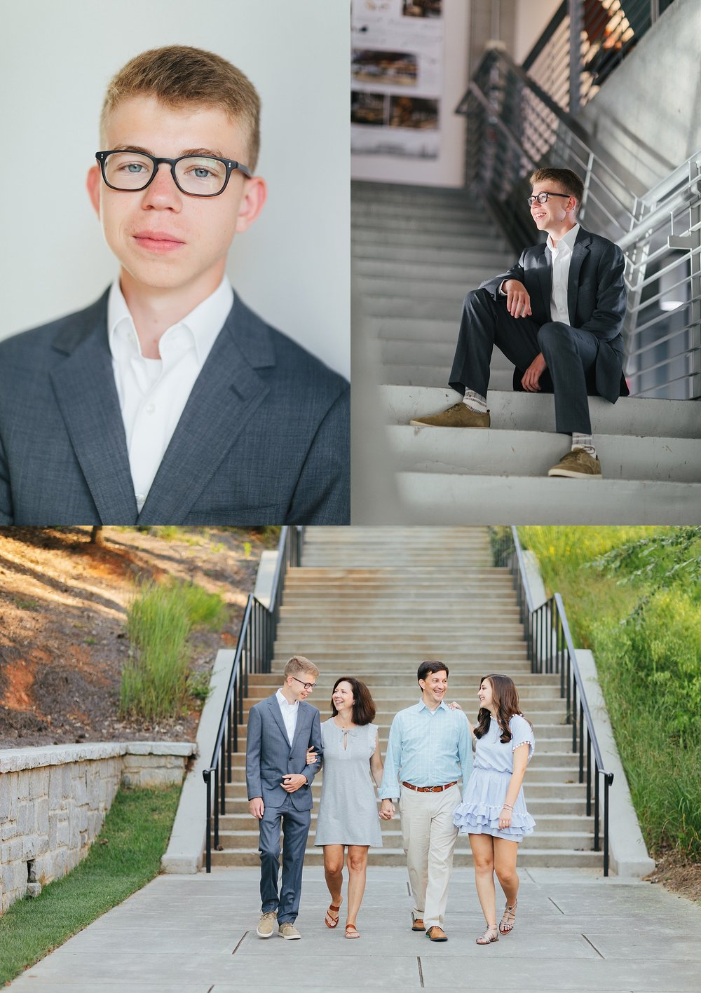 Daniel Harper | Senior Session with Heather Wall Photography