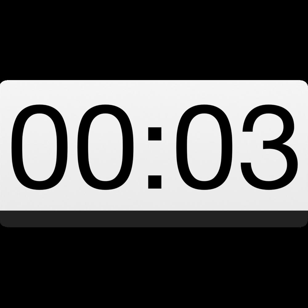 Timey 2 - menubar timer