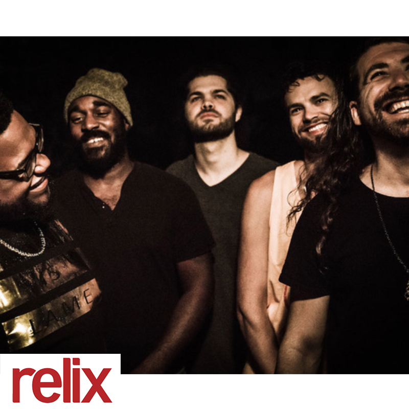 "Relix ""Premiere: The Main Squeeze ""It Ain't Me"" - October 3, 2018"