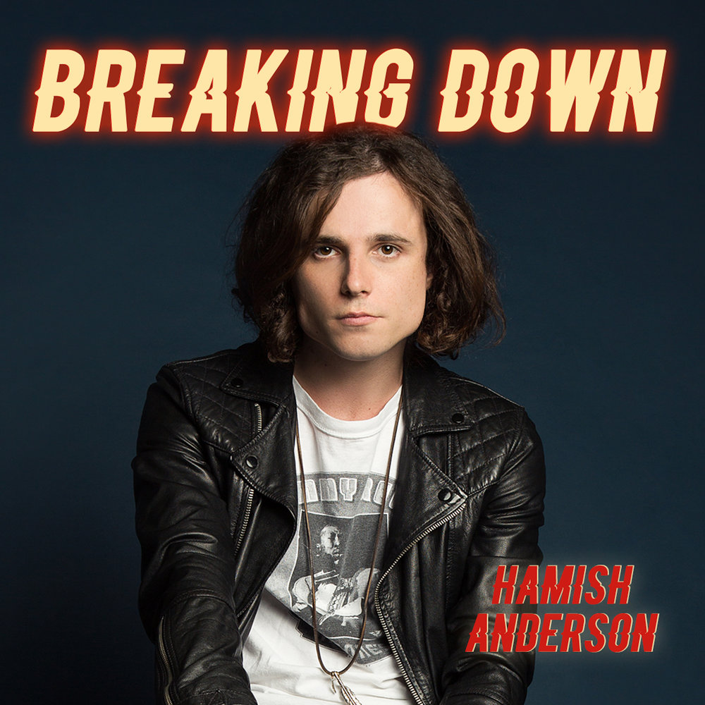 "All Things Go Premiere Hamish's Single ""Breaking Down"" - November 1, 2018"