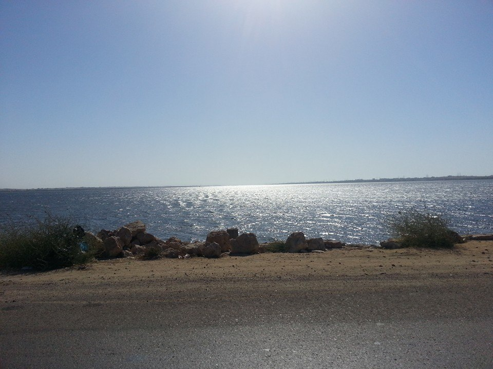 The Oil Fields of Egypt. North Beach, Alexandria, Egypt Camera: Samsung Galaxy Note 2