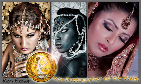 Model Mayhem: (www.modelmayhem.com) - Photographer of the Week (August 2013)