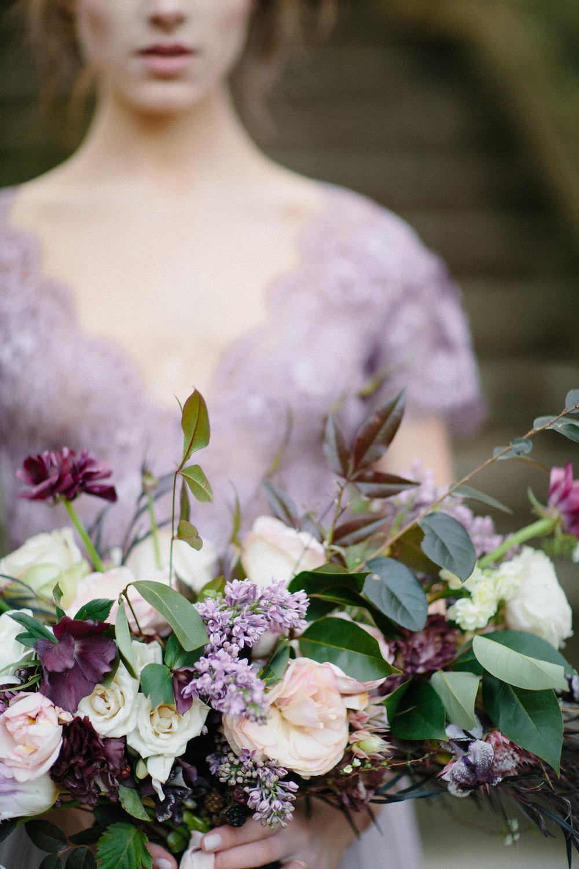 mallory joyce bridal bouquet