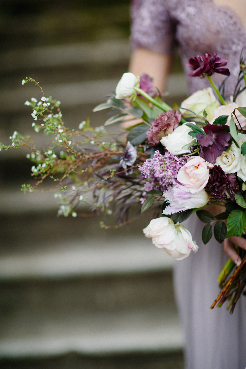 florist virginia wedding mallory joyce