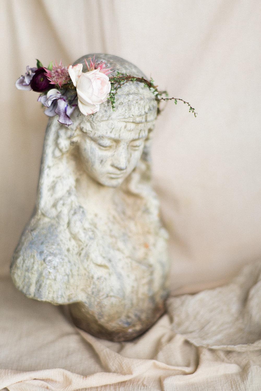 floral crown mallory joyce