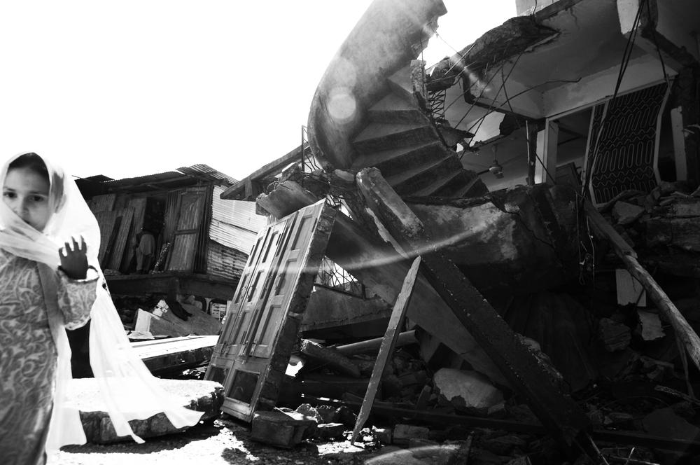 Kashmir Earthquake 2005